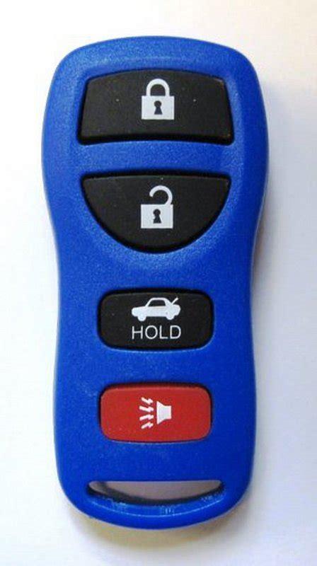 Blue Button Fcc Kbrastu Keyless Remote Car Key Fob