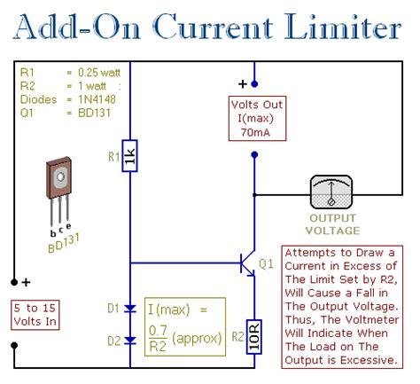 Current Limiting Circuit