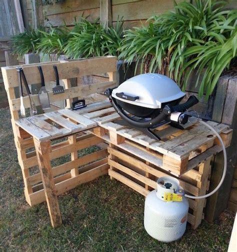 grande poubelle cuisine 1001 idées fabriquer un barbecue 40 idées diy pour
