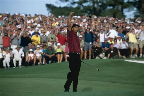 Tiger Woods' most iconic feat is the subject of an ...