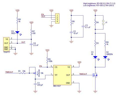 Pololu Khz Proximity Sensor Fixed Gain High Brightness