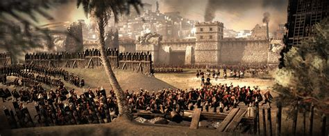 the siege of carthage rome 2 total war die belagerung karthago in 10