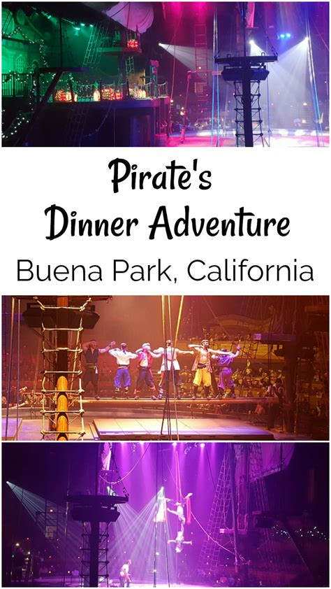 Pirate's dinner adventure is located just off international drive and within walking distance of many pirate's dinner adventure's rise of the sea dragon was voted the best dinner show in central. Pirates Dinner Adventure Christmas Show | Mama Likes To Cook