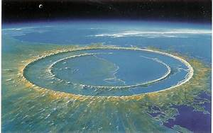 Yucatan Asteroid Crater (page 2) - Pics about space