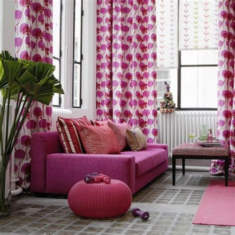 the ideas of summer curtains for smart and decorative