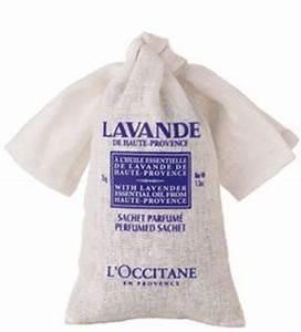 Sachet Parfumé Pour Armoire : sachet parfum lavande de l 39 occitane sur beaut ~ Teatrodelosmanantiales.com Idées de Décoration