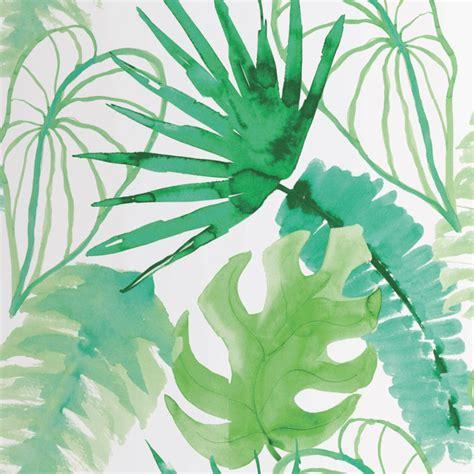 porte torchon cuisine papier peint 100 intissé motif tropical