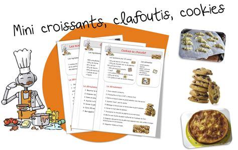recette cuisine recettes de cuisine pour la classe bout de gomme
