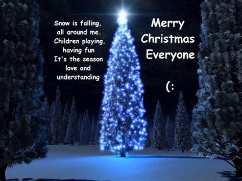 Shakin Stevens Merry Christmas Everyone Lyrics
