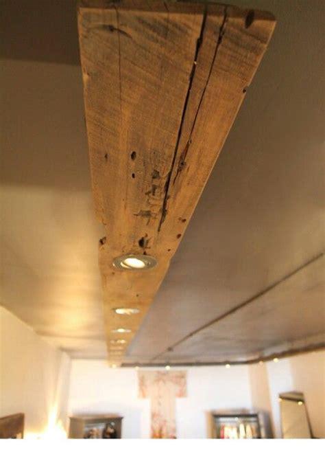 wooden beam downlights shop fittings wooden beams