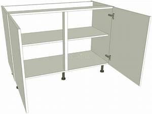 Highline Kitchen Base Unit - Double Lark & Larks