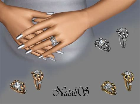 engagement ring by natalis sims 3 downloads cc caboodle sims sims 3 mods sims 4