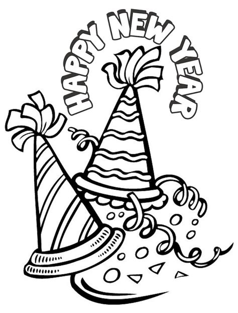 years coloring page