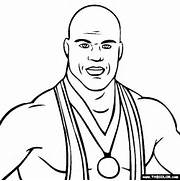 wwe kane coloring pages impact wrestling coloring