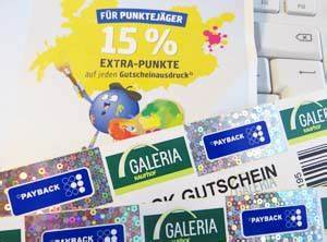 Payback Punkte Kaufen : payback galeria wertscheck mit 15 extrapunkte blino ~ Orissabook.com Haus und Dekorationen