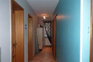 entree montee d39escalier With marvelous quelle couleur pour un couloir 2 conseils pour mon couloir