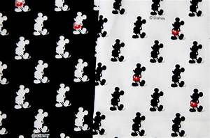 Mickey Mouse Pattern Wallpaper - Mickey and Friends Photo ...