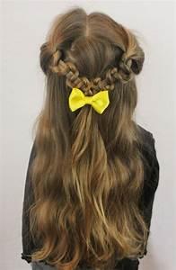 Coiffure Petite Fille Facile : coiffure fille 23 id es de coiffures faciles pour votre petite fille ~ Dallasstarsshop.com Idées de Décoration
