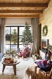 Cozy, Rustic, Cabin, In, Spain, Adorned, With, Scandinavian