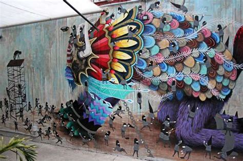 mexican mural artists skateboarding archives beautiful decay