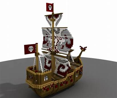 Ship Pirate Pack