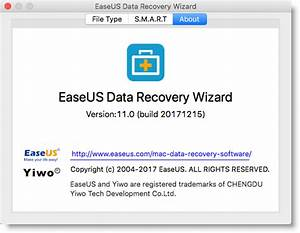 Welcome To The User Manual For The Easeus U00ae Data Recovery