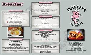 breakfast lunch and dinner menus With breakfast lunch and dinner menu template