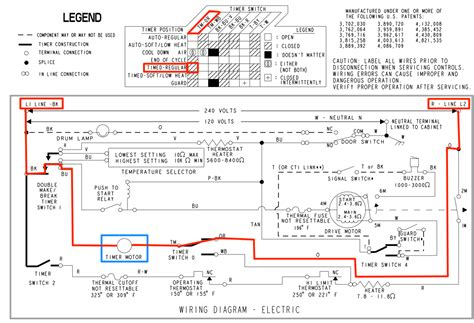 Whirlpool Wedsw Dryer Timer Circuit The