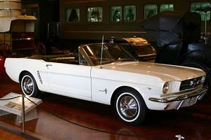 Fun Facts About the First Generation Ford Mustangs - Wilson's Auto Restoration Blog