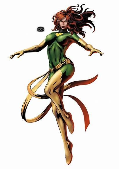 Marvel Clipart Clip Capcom Female Comics Grey