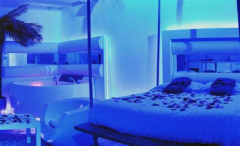 01 Chambre Avec Jacuzzi Privatif Lyon