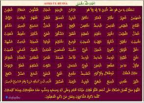 Asma Al Husna Related Keywords & Suggestions - Asma Al