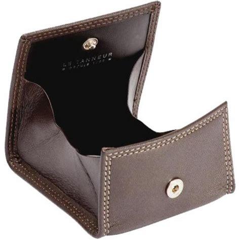 porte monnaie boite touraine cuir le tanneur maroquinerie homme