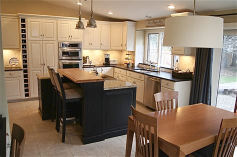 The Yellow Cape Cod Dramatic Kitchen Makeoverbefore And