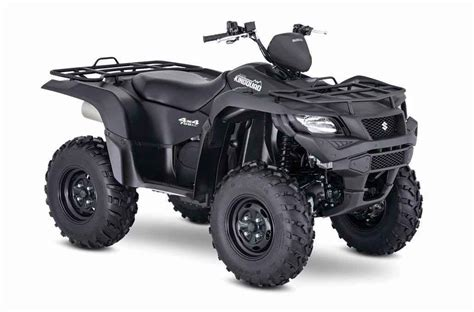 Suzuki Four Wheeler For Sale by New 2016 Suzuki Kingquad Atvs For Sale In Pennsylvania On