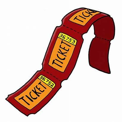 Raffle Ticket Clipart Tickets Clip