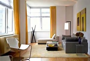 decoration interieur la combinaison gris et jaune With salle de bain design avec décoration enterrement de vie de jeune fille