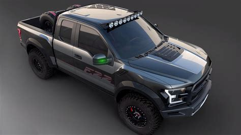 ford up raptor ford quot f 22 raptor quot up de chasse leblogauto