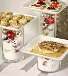 Cupcake Display put anything you want inside glass plates