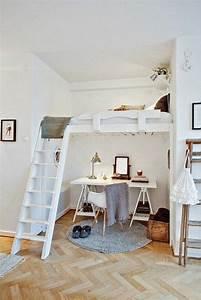 Chambre Gain De Place : meuble gain de place chambre gallery of meuble gain de place chambre new bien collection avec ~ Farleysfitness.com Idées de Décoration