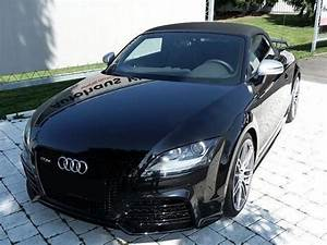 Audi Tt Rs Occasion : audi tt rs roadster 2 5tfsi 340 essence occasion de couleur noir mtallis en vente chez le ~ Medecine-chirurgie-esthetiques.com Avis de Voitures