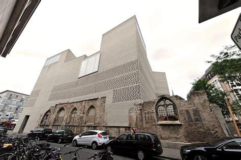 revitalization   ruined st kolumba church