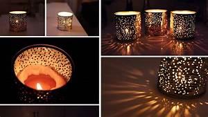 Deco bougies et photophores astuces bricolage for Salle de bain design avec bougie décorative oriental