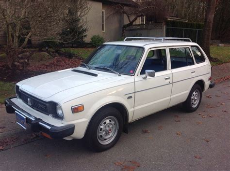 1978 Honda Civic For Sale by 1978 Honda Civic Cvcc Wagon For Sale