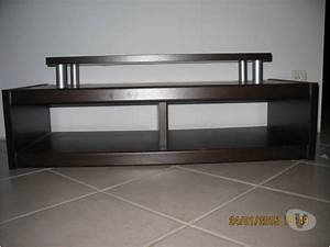 Tv Chez But : meuble tv wenge ~ Teatrodelosmanantiales.com Idées de Décoration