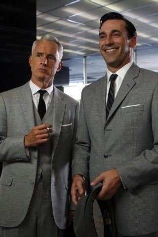 like the mad men the style of roger sterling