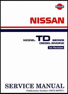 Nissan Td27 Engine Service Manual  10
