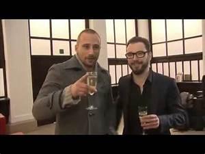 Matthias Schoenaerts and Michaël R. Roskam Celebrating ...
