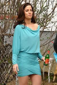 "Anna Ortiz Photos Photos - Cast Of ""Ugly Betty"" On Set Of ..."