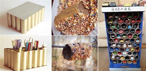 ways  reuse empty toilet paper rolls   house